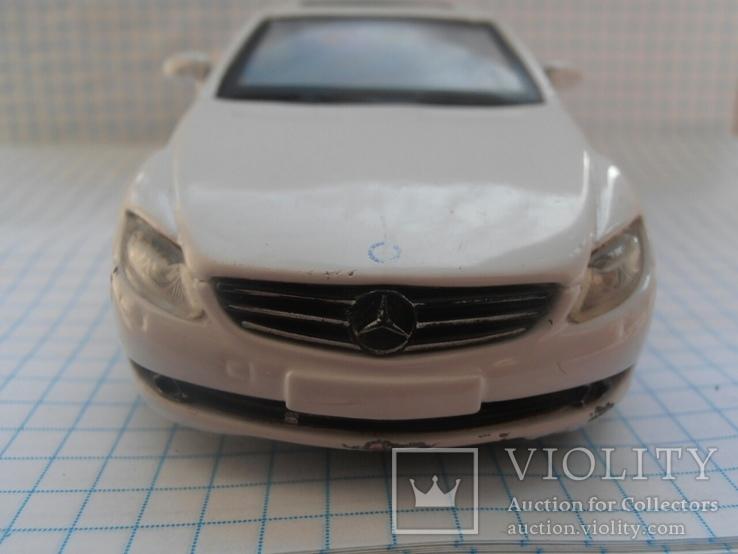 Модель 1/32 Mercedess CL 550, фото №6