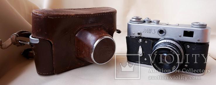 Фотоаппарат Фэд - 3, фото №3
