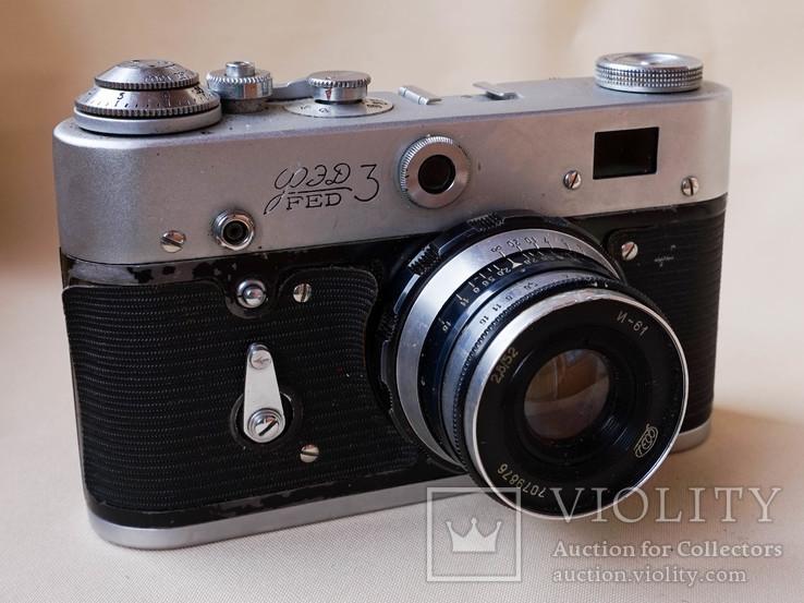 Фотоаппарат Фэд - 3, фото №2