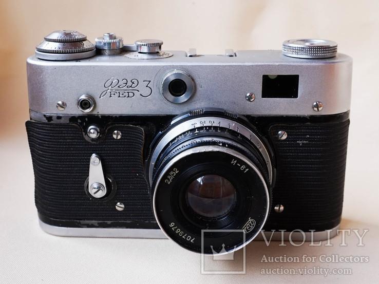 Фотоаппарат Фэд - 3, фото №4