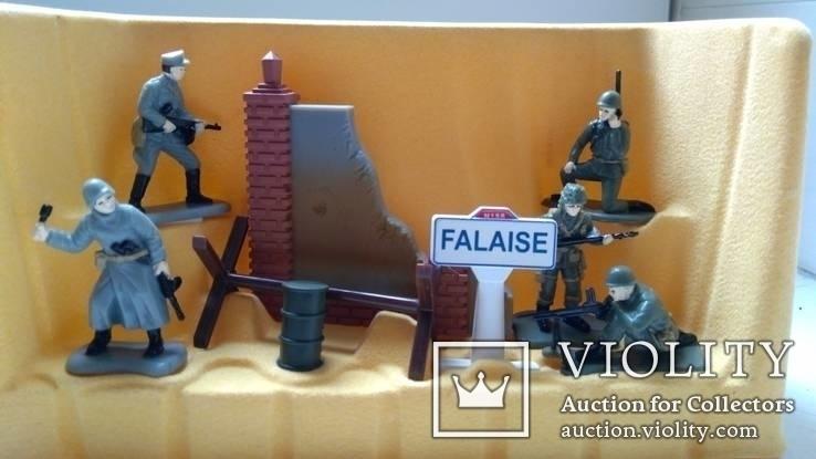 Солдатики,Solido,1:50, фото №3