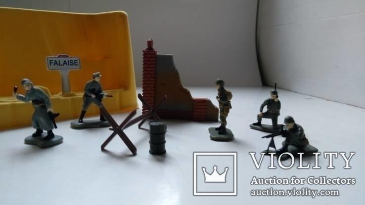 Солдатики,Solido,1:50, фото №4