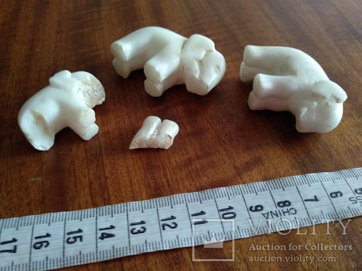 Фигурки три слона, фото №8
