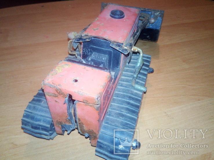 Трактор СССР., фото №3