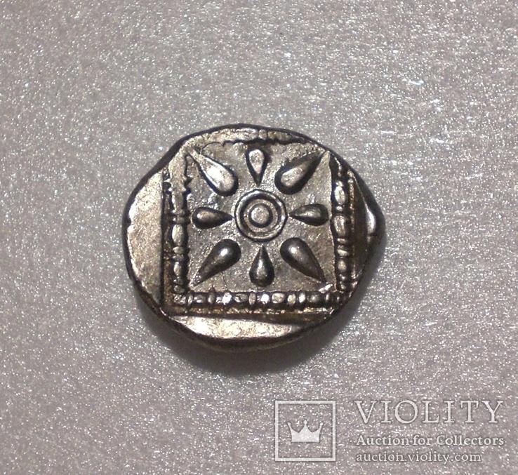 Триобол Пантикапея V в. до н.э.