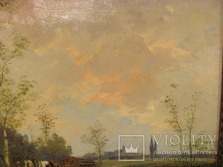 """Лесоруб"" T.H. Wagner, фото №5"