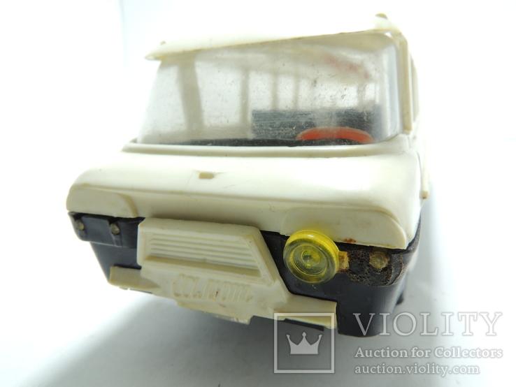 Модель игрушка Автобус Салют ГАЗ (ЗИЛ) 118 Юность 60е годы, фото №8