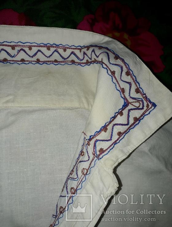 Рубашка вышыта мужская, фото №6