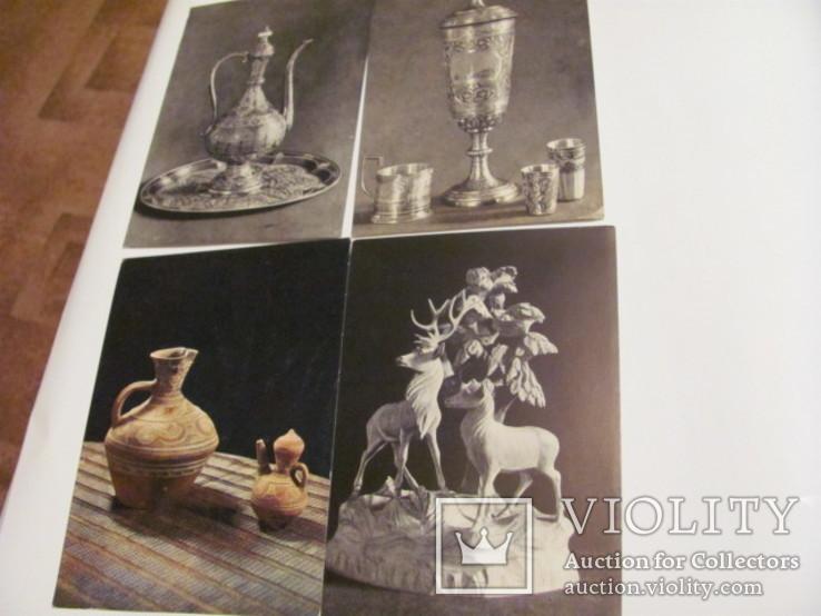 Народные художественные промыслы 20 открыток, фото №6