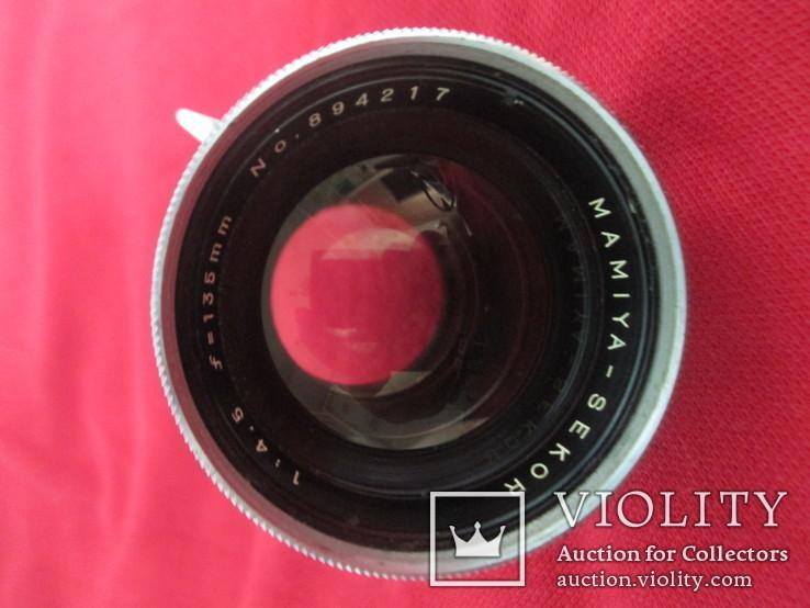 Mamiya Sekor.1^4.5-135mm, фото №4