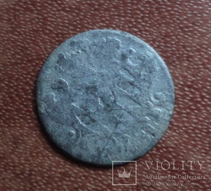 1 крейцер 1758   Бавария  серебро   (М.1.80), фото №3