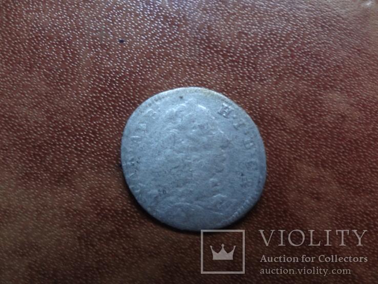3 крейцера  1733   Бавария  серебро   (М.2.34)~, фото №5