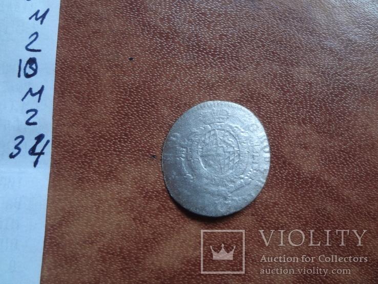 3 крейцера  1733   Бавария  серебро   (М.2.34)~, фото №8