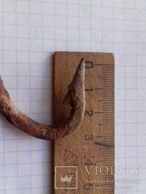 Большой крючок КР, фото №11