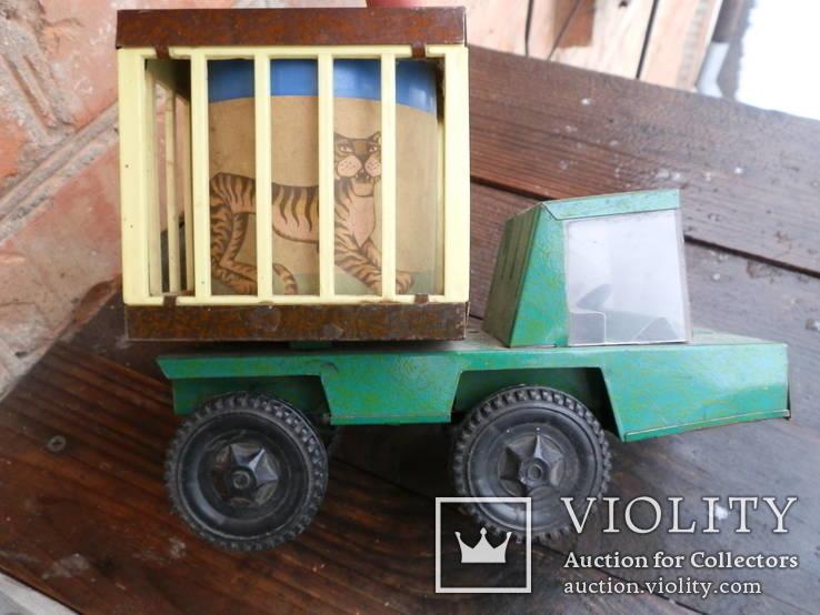 Автомобиль зоопарк, фото №2