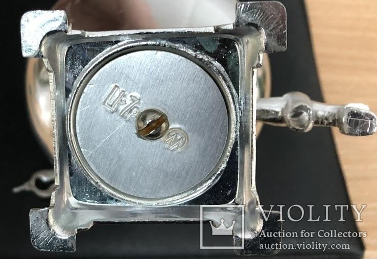 Алюминиевый мини самовар, фото №9