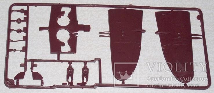 Сборная модель самолёта Файерфлай ФР-1, фото №5