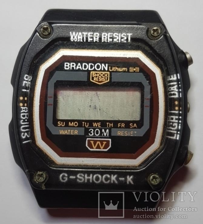 Часы Braddon water resist 30 м, фото №2