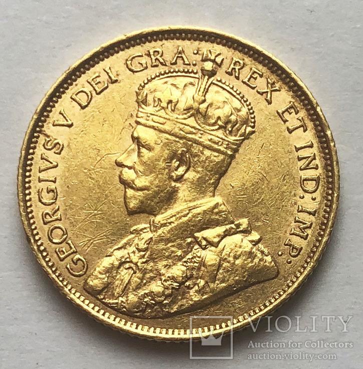 5 долларов 1912 года. Канада., фото №3