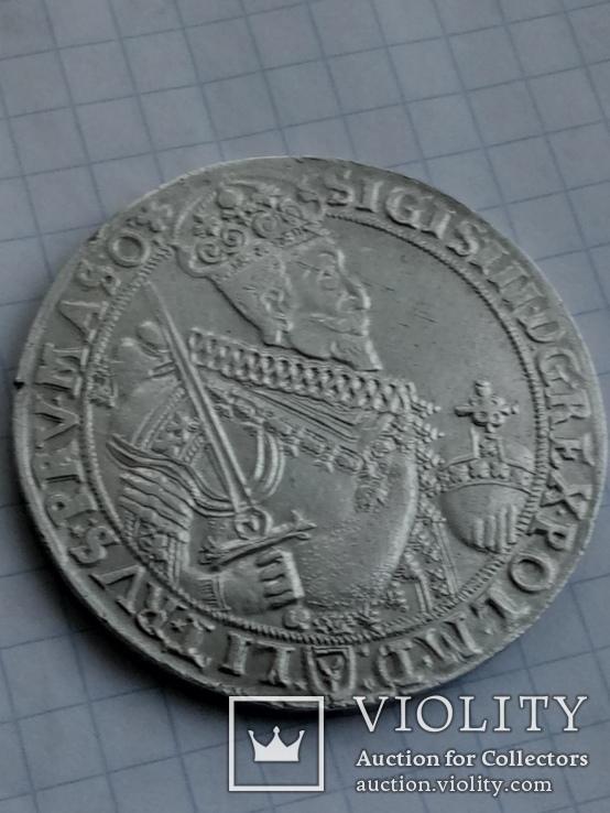Талер 1630 Сигизмунд |||,  R1, фото №4