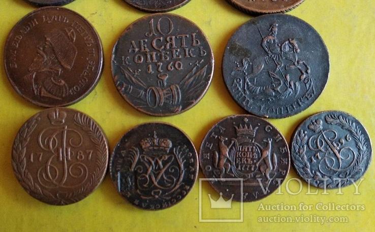 Копії царських монет, 10 шт., фото №4