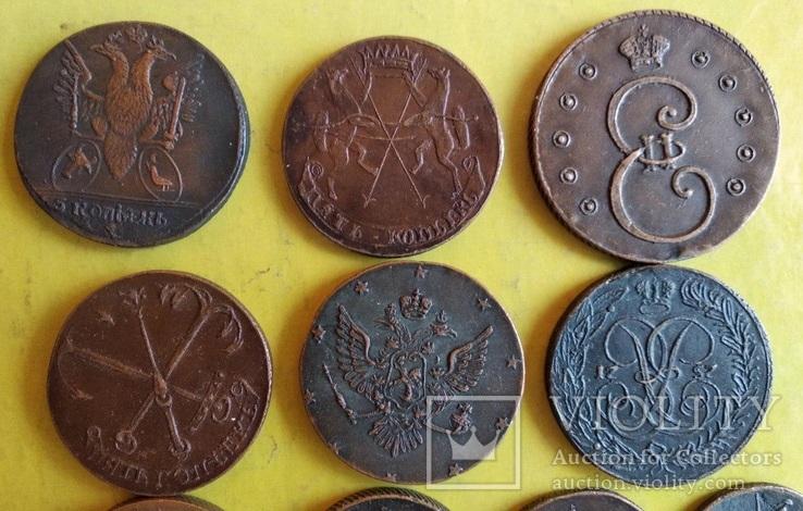 Копії царських монет, 10 шт., фото №6