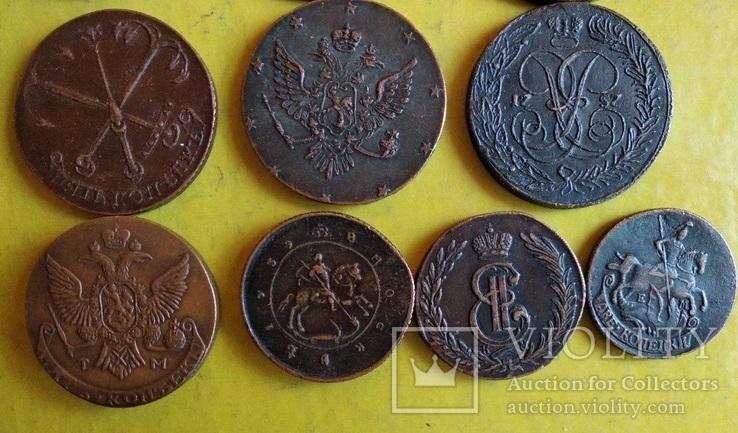 Копії царських монет, 10 шт., фото №7