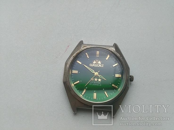 Часы Ориент подделка, фото №2