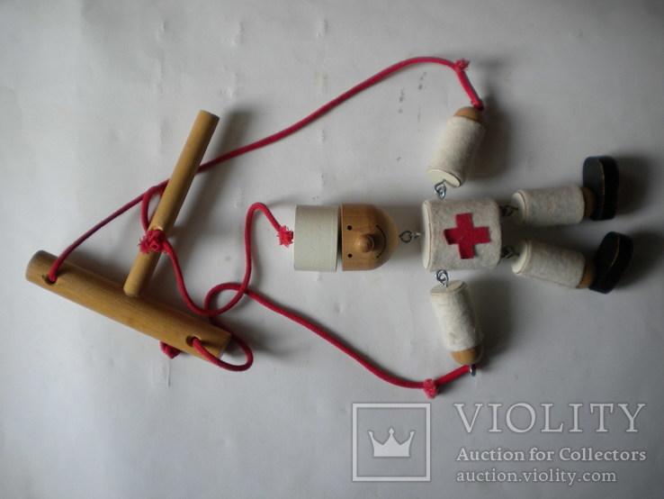 Іграшка лялька медик, фото №5