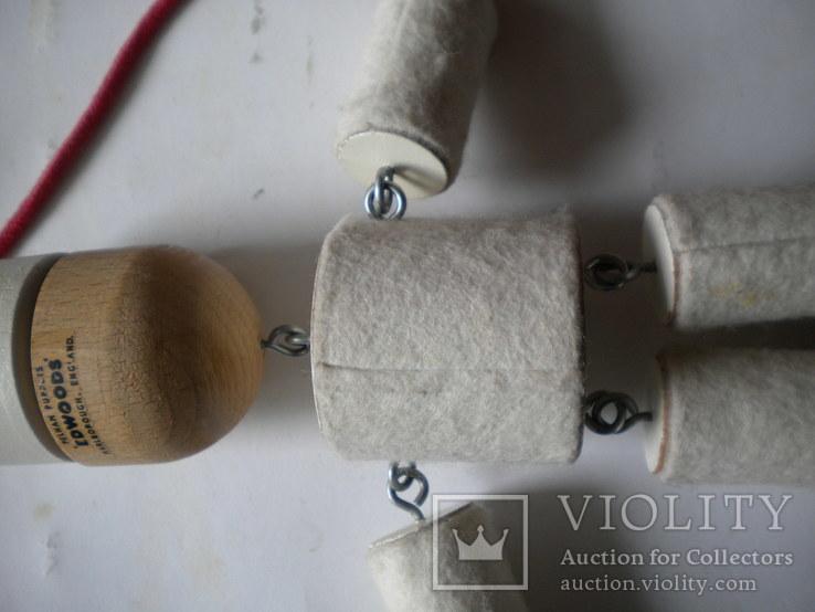 Іграшка лялька медик, фото №10