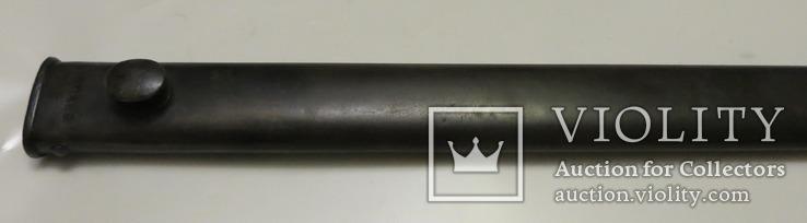Штик-ніж до рушниці Маузера зразка 1891 року Аргентина, фото №8