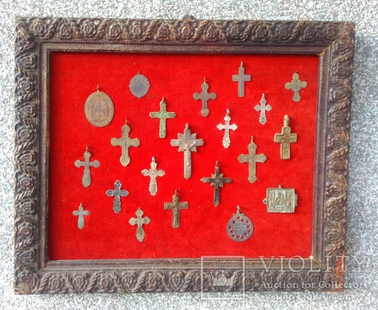 Набір хрестиків для колекції