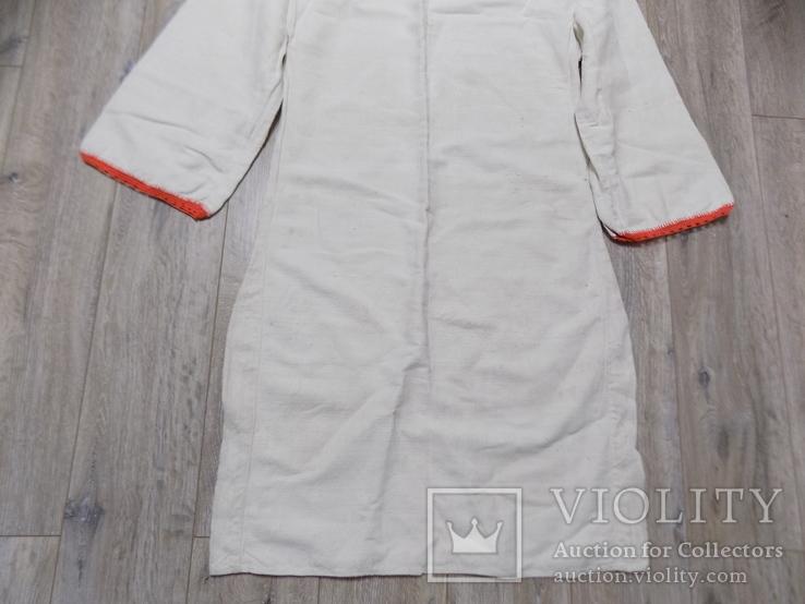 Гуцульська полотняна сорочка, фото №3