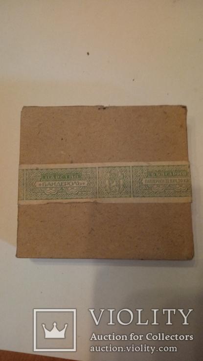 Сигареты 1944 Зоря Полная запечатанная пачка Бандероль, фото №5