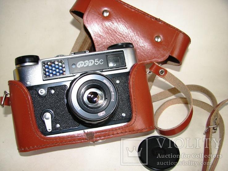 Фотоаппарат ФЕД 5С, фото №5