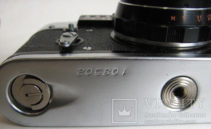 Фотоаппарат ФЕД 5С, фото №11