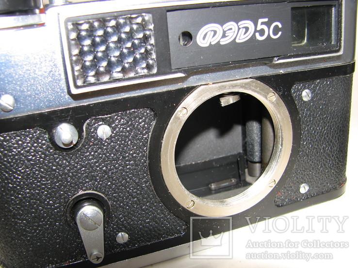 Фотоаппарат ФЕД 5С, фото №13
