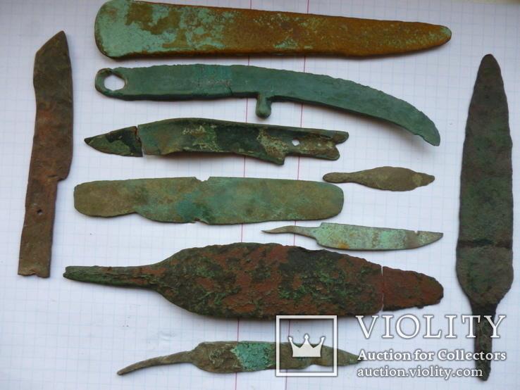 Тесло ножи 3-2 тыс.до н.э.