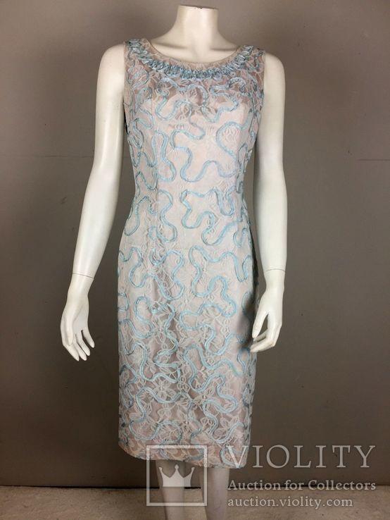 Винтаж 1960 год.США.костюм пальто+платье., фото №3
