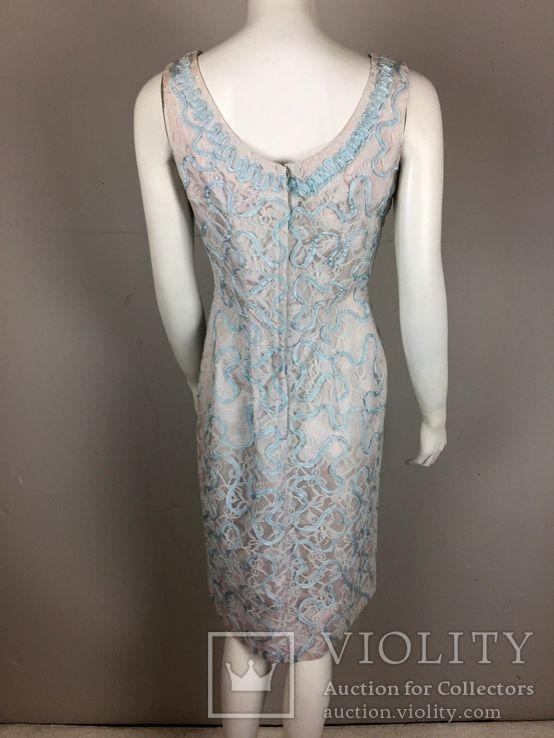 Винтаж 1960 год.США.костюм пальто+платье., фото №5