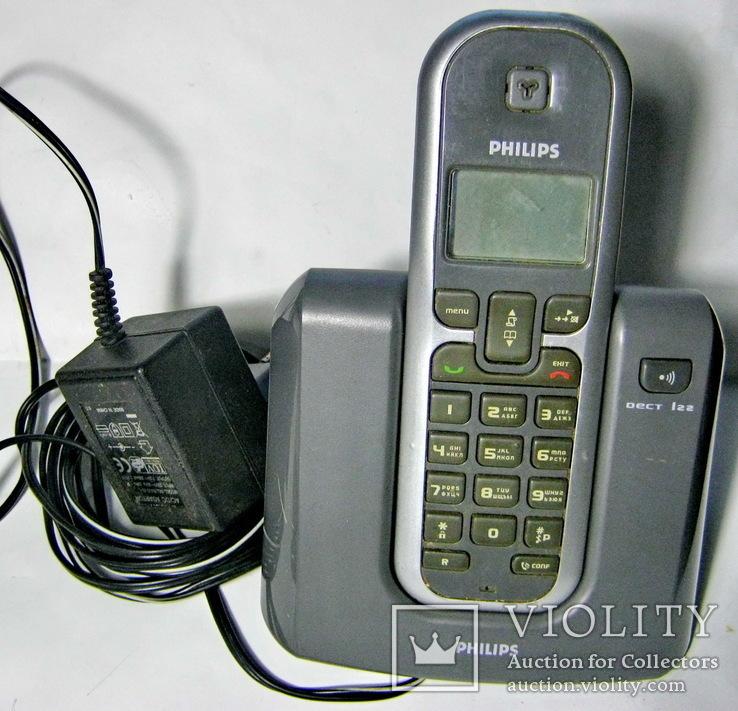 Радиотелефон, фото №2