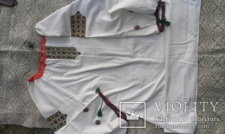 Сорочка Гуцульщина, фото №6