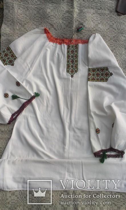 Сорочка Гуцульщина, фото №7
