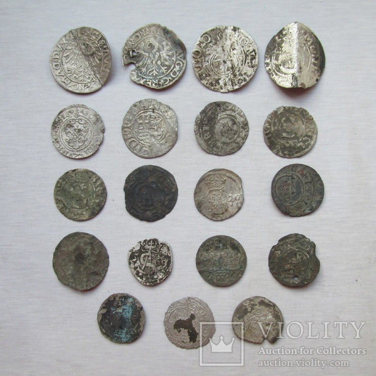 Монеты Средневековья
