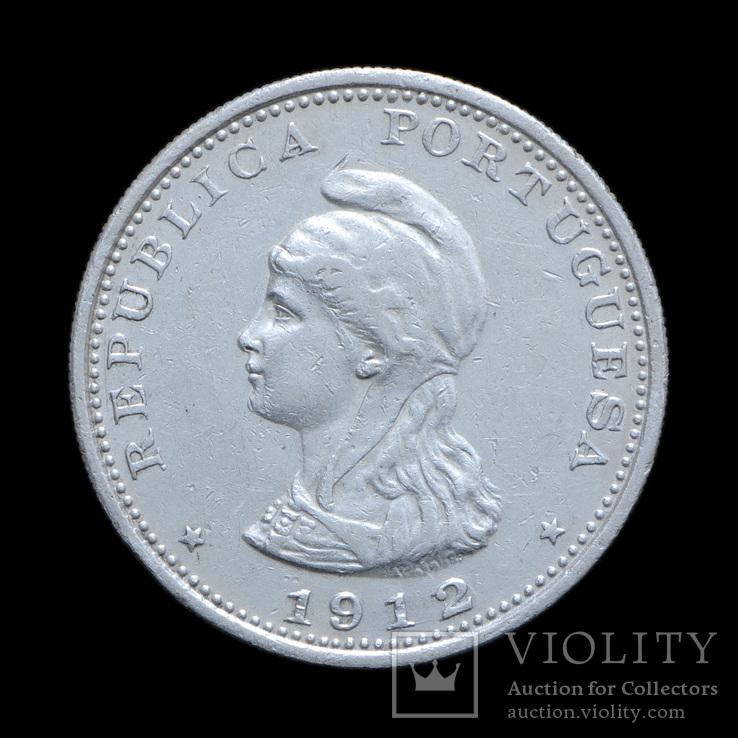 1 Рупия 1912, Португальская Индия