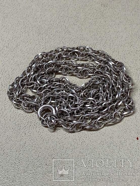 Цепочка серебряная 925 проба 5,71 грам не ношеная