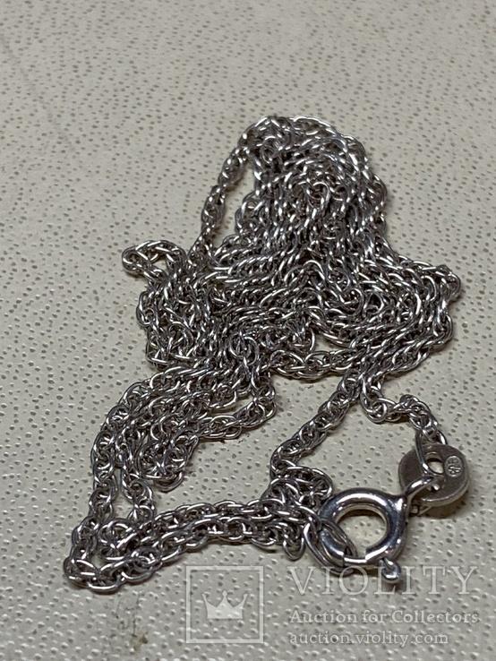 Цепочка серебряная 925 проба 2,5 грам не ношеная