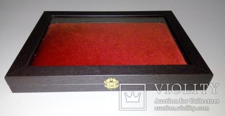 Магнитная витрина для наград ,значков и других предметов коллекционирования, фото №3