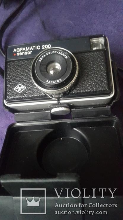 Фотоаппарат Agfamatic200 sensor, фото №2