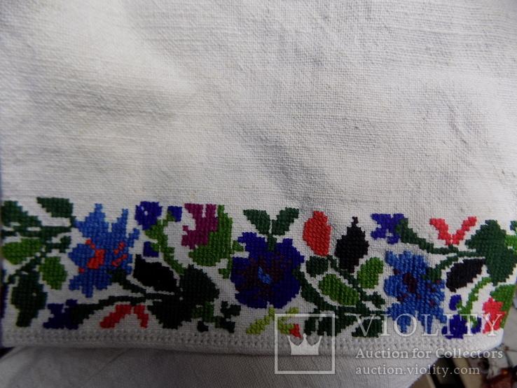 Традиційна чоловіча полотняна сорочка 1920х рр. Борщівський р-н, фото №10